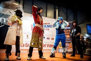 Dmmd - Cosplay Contest MGW 2014 by Albitxito