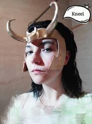 Loki wig test