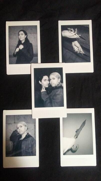 Thorki polaroid aesthetic