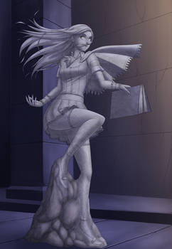 C/HI: Castlevania's Newest Decoration (alternate)