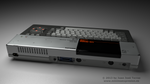 MSX Series - Philips MSX VG-8020 - Back