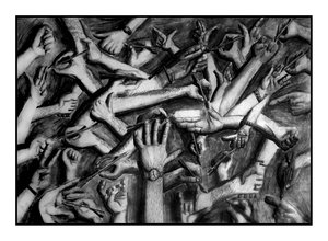 Escher_on_Steroids by Traditional-Art