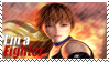 Kasumi - I'm a Fighter Stamp by SnowTheWinterKitsune