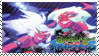 Scanty and Kneesocks Stamp by SnowTheWinterKitsune