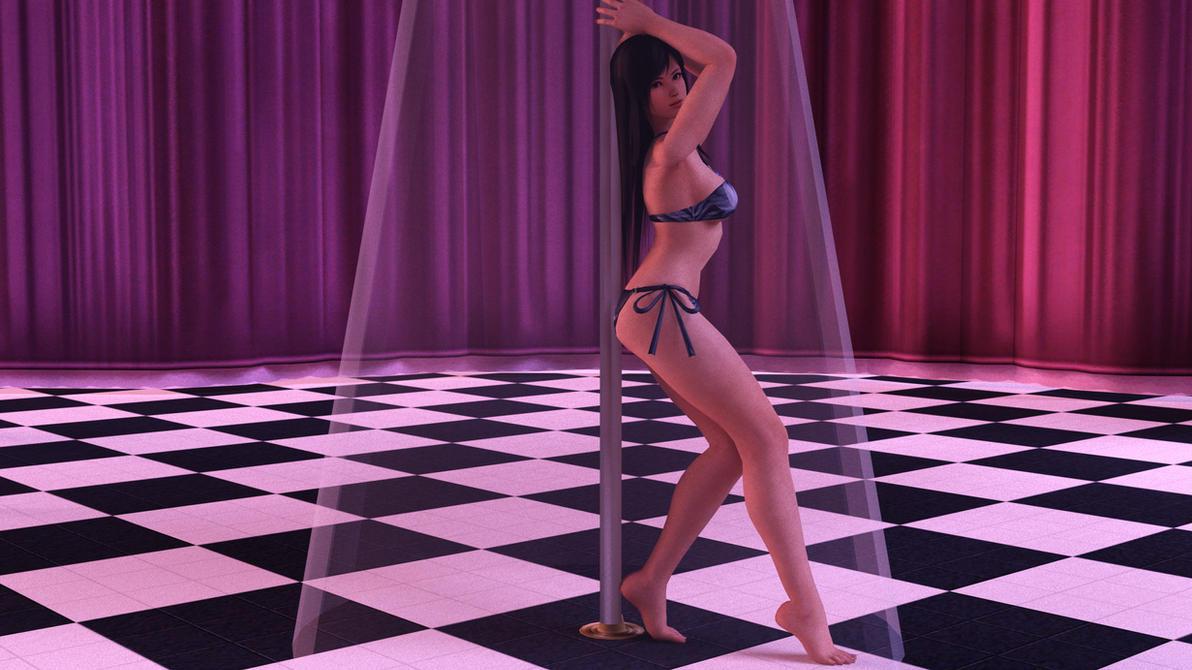 Stripper mod cartoon image