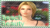 Helena - Beach Beauty Stamp by SnowTheWinterKitsune