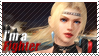Rachel - I'm A Fighter Stamp by SnowTheWinterKitsune