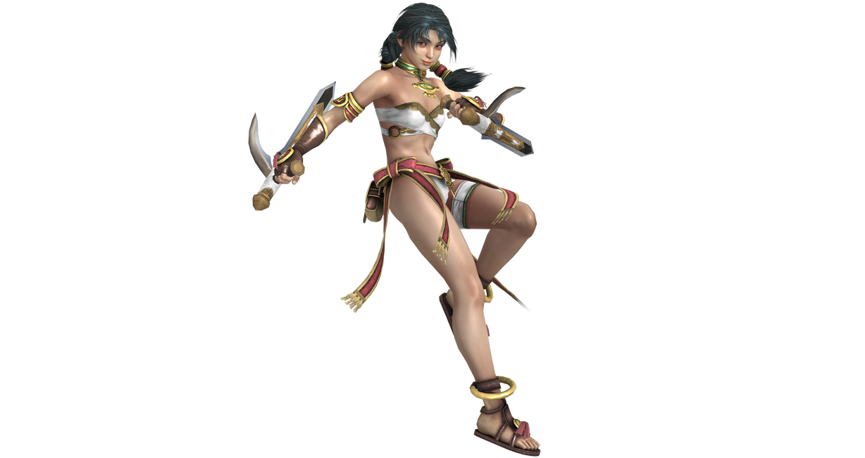 Bikini Samurai Nude 119