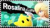 Rosalina and Luma - Splash Card Stamp by SnowTheWinterKitsune
