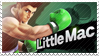 Little Mac - Splash Card Stamp by SnowTheWinterKitsune