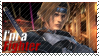 Hayate - I'm A Fighter Stamp by SnowTheWinterKitsune