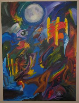 Cthonic Moon