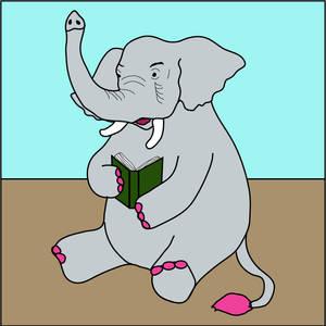 Literate Elephant