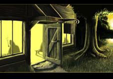Tavern by GuntherSwanh