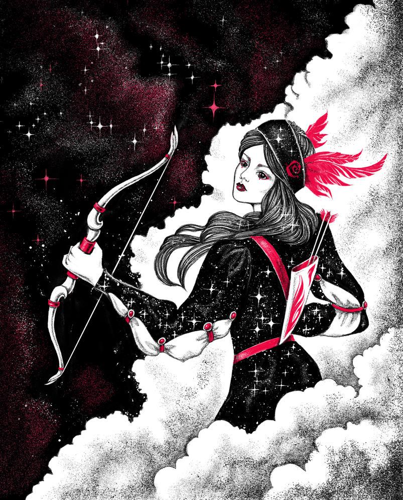 Sagittarius by Esquirol