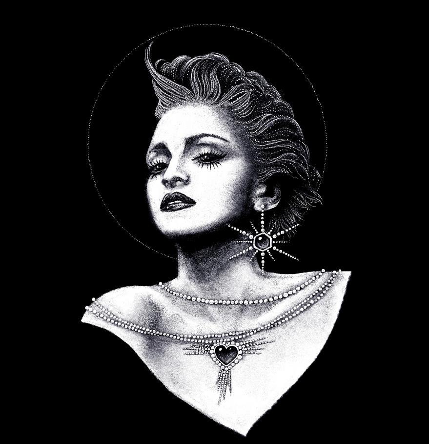 Madonna by Esquirol