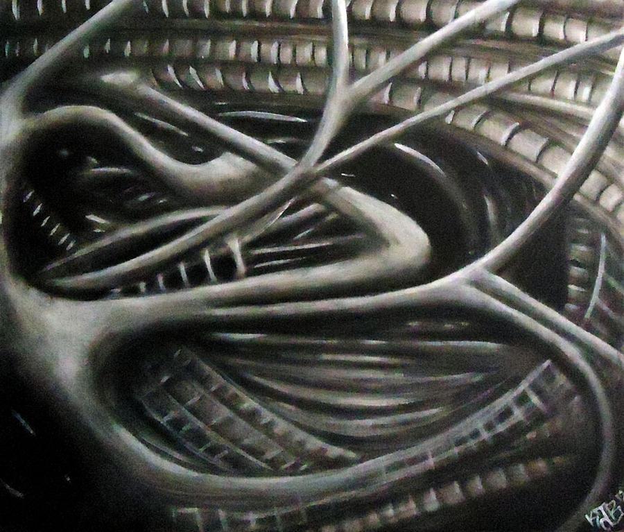 Biomechanical 5 by Sinfuledge on DeviantArt