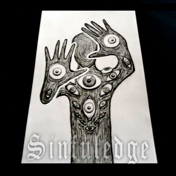 SINFULEDGE - Sketch of The Day - 5/26/16 by Sinfuledge
