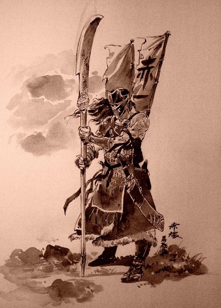 illustration No.2 by flyant5658