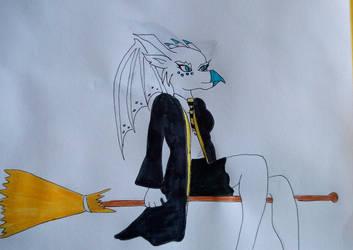 Flying.....(v2) by betaluna
