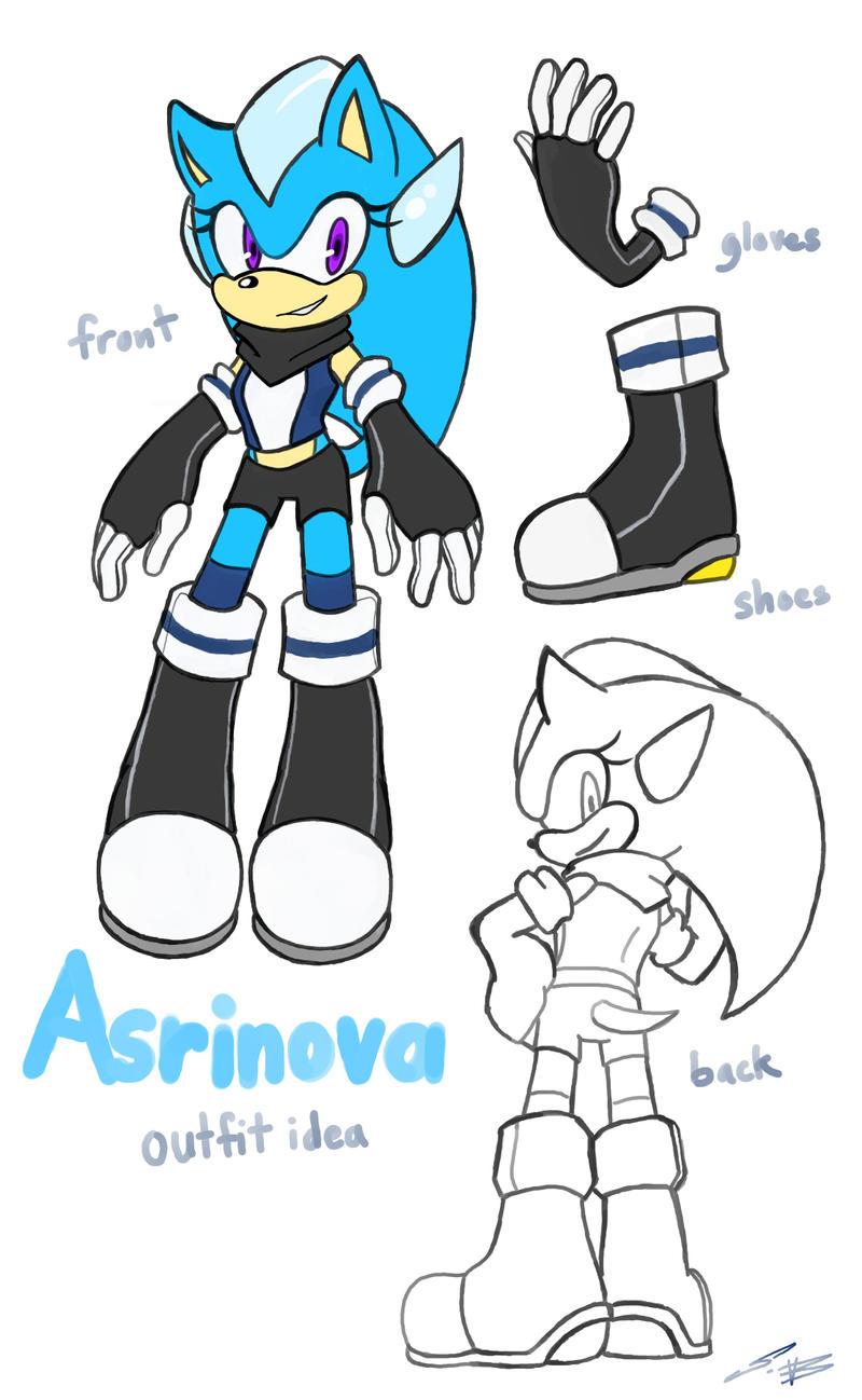 Astrinova outfit idea by SonicDnB