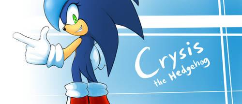 Female Sonic by SonicDnB