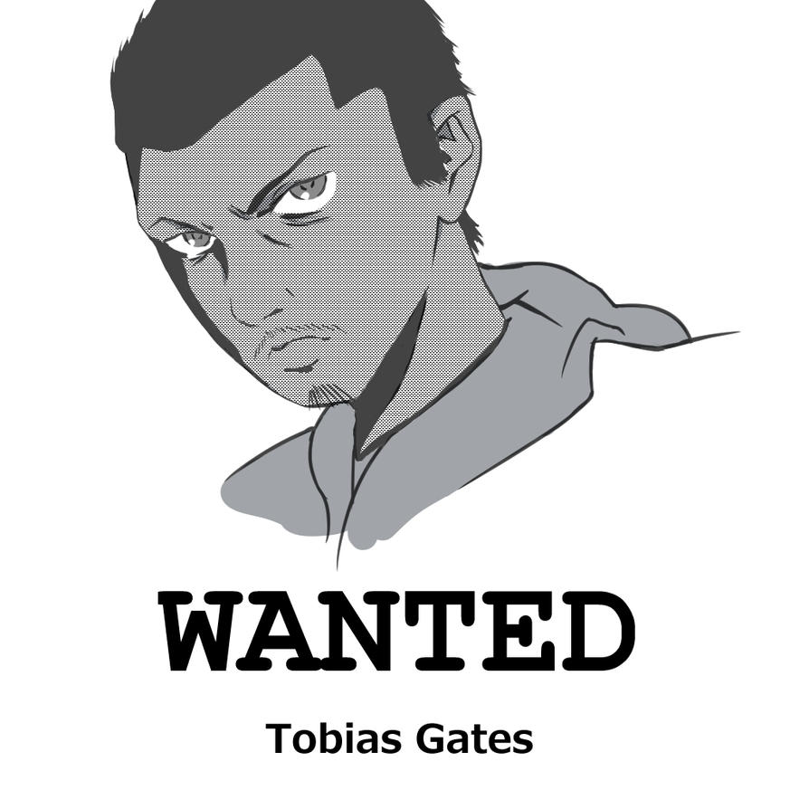 Wanted: Tobias Gates by Kasey-N-Moore
