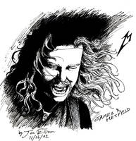 Hetfield in Ink by Wolfgang-Blaine