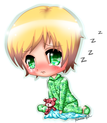 Crying child Chibi by RebeccaAlexa on DeviantArt