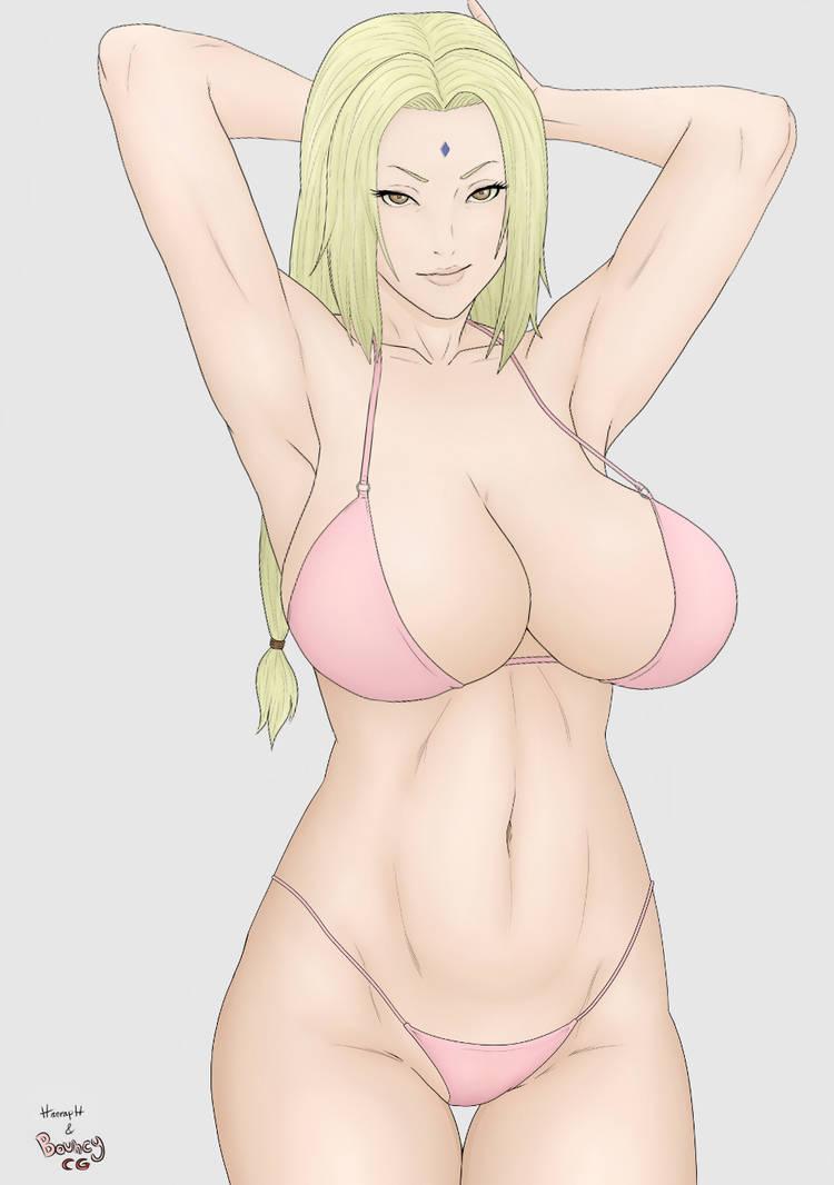 Tsunade sexy beby, asian babe beauty