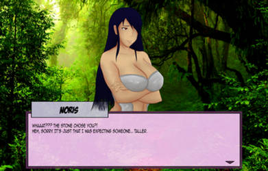 Lust Stone RPG (Chatbox Sample)