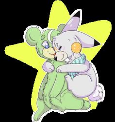 bear snugs by Bearless-x