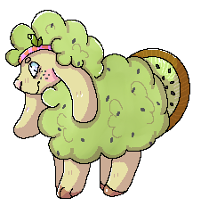 pixel sheep by Bearless-x