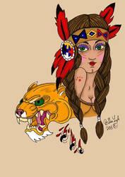 Princess Puma by BellaLyle
