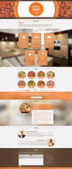 Les Flavoureux - Webdesign