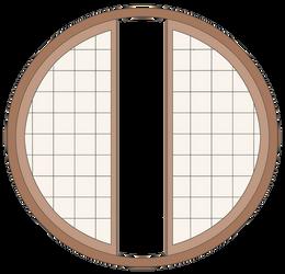 Round Window - Stock by Kit-chii