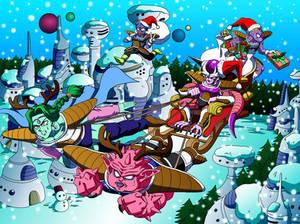 Freiza Force's Christmas