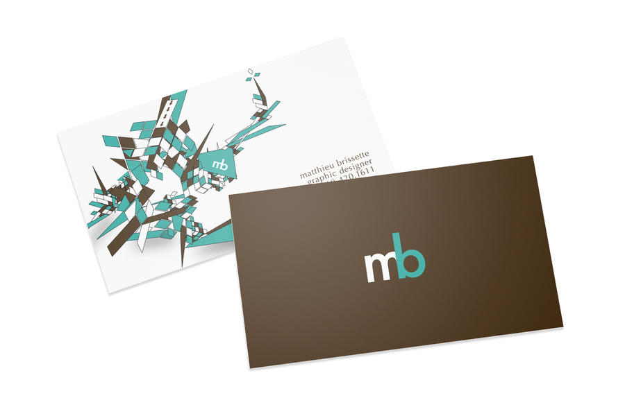 Personal business card by mattlepirate on DeviantArt