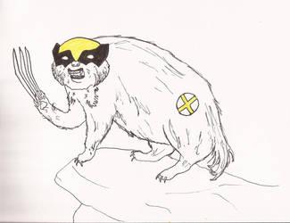 Wolverine Wolverine by 0Nicosaurus0