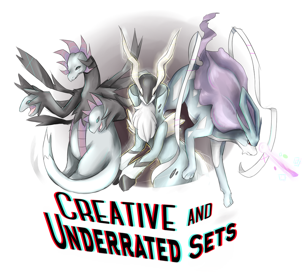 SM UU Creative and Underrated Sets | Smogon Forums