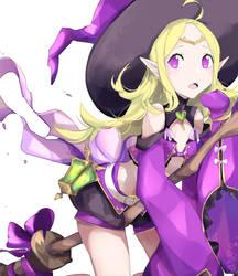 Witch Nowi by ixJackiexx