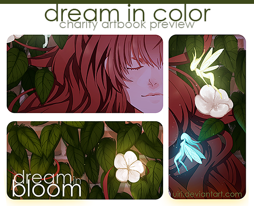 dream in bloom by uiri