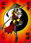 Shao Lin Monk