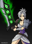 Riven the exiled