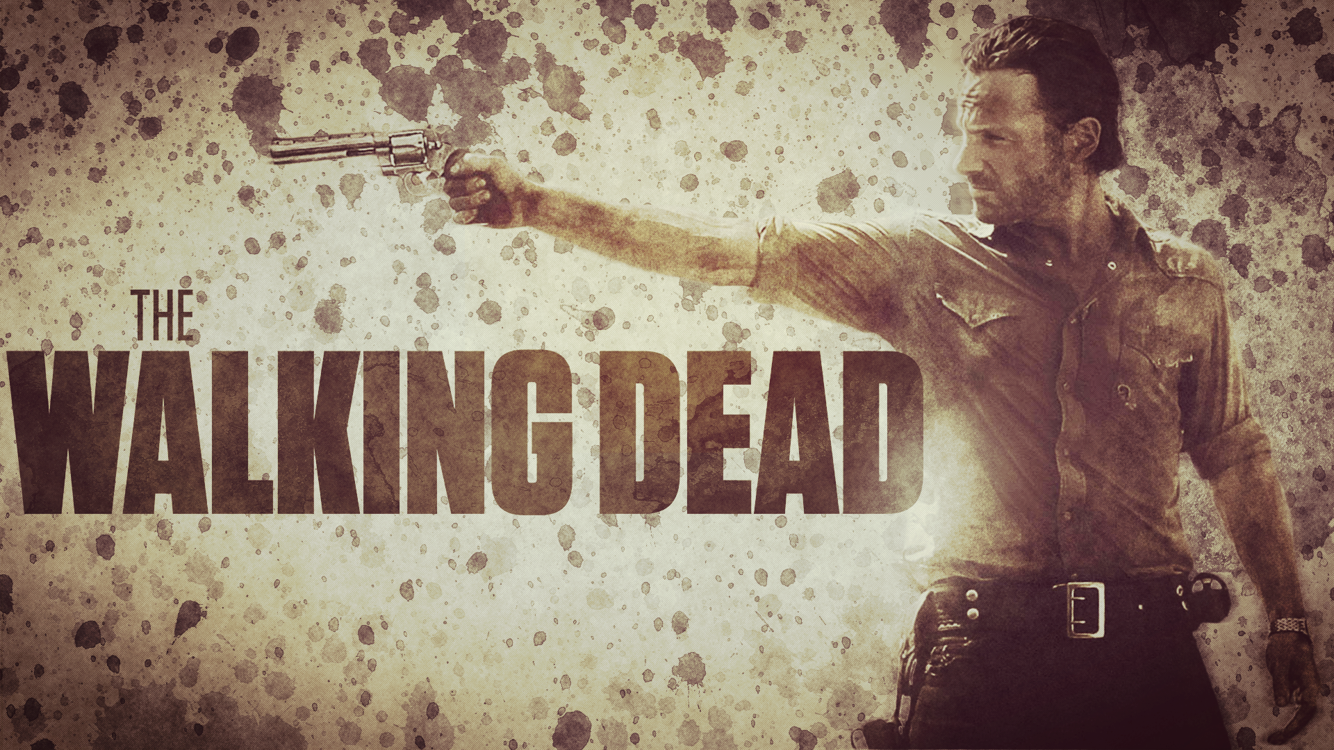 <b>The</b> Walking Dead - <b>Rick Grimes</b> by Mennisian on DeviantArt