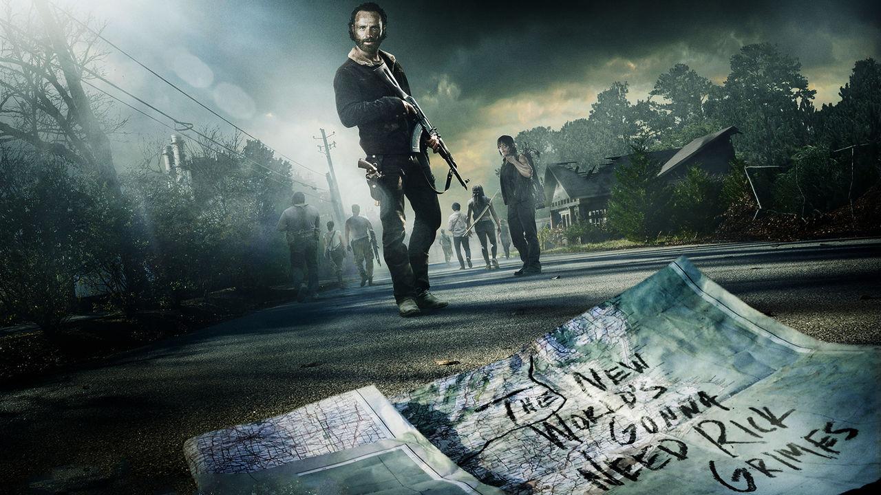 The Walking Dead Season 5 Poster Wallpaper By Mennisian On Deviantart