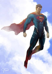 Superman Reimagined by hifarry
