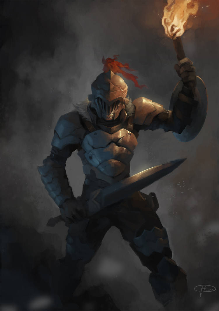 The Goblin Slayer by hifarry