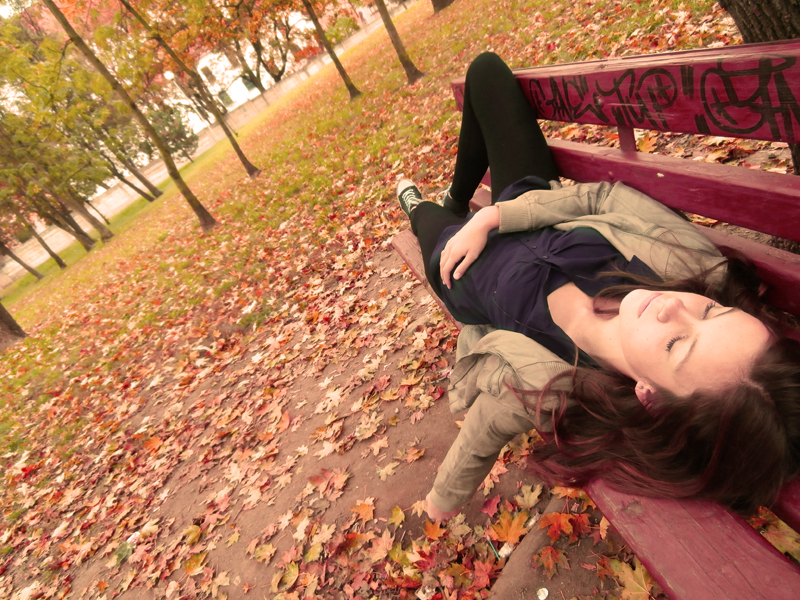Autumn sleep by Ev-Avery