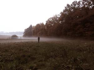 Body in the fog by Ev-Avery